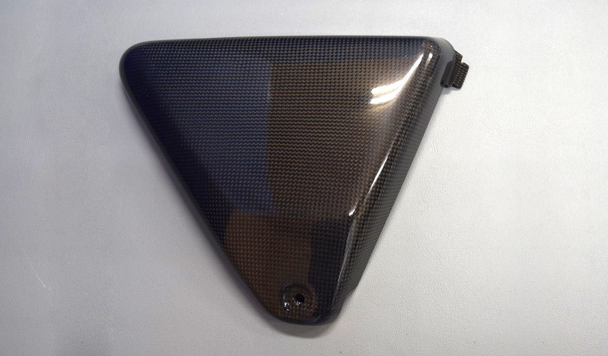 carbon side cover